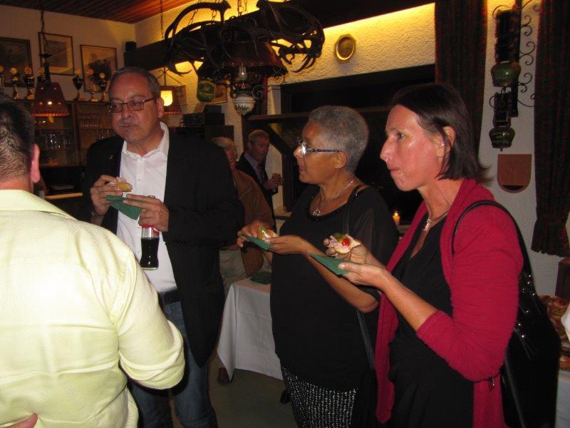 Ehrungsabend 2016 in Sandweier